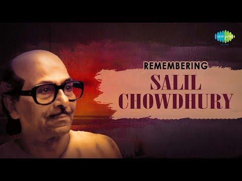Remembering Salil Chowdhury    Bengali Song Audio Jukebox   Salil Chowdhury Songs