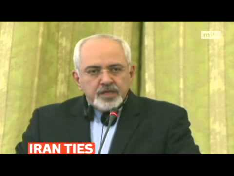 mitv - Iran and European countries  ties