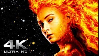 X Men: Dark Phoenix 4K Teaser Trailer (2018) | James McAvoy, Sophie Turner, Jessica Chastain
