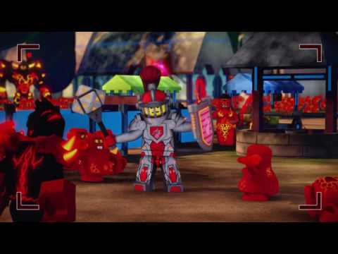 Lego Nexo knights - Kr�ovsk� bitka