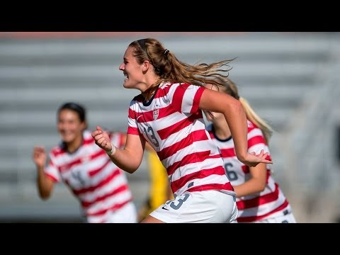 U-17 WNT vs. Jamaica: Highlights - Nov. 9, 2013