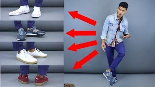 4 Sneakers You Can Wear With Chinos