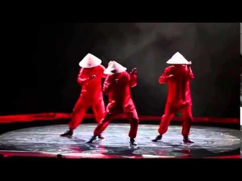 Quick crew nhảy điệu nhay đẹp nhất thế giới