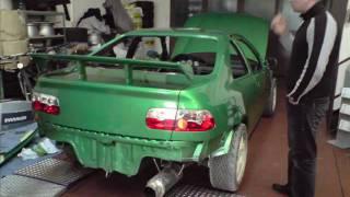 Honda Civic Coupe EJ 1 Umbau 2009 Tuning B18C4 Reisbrennen