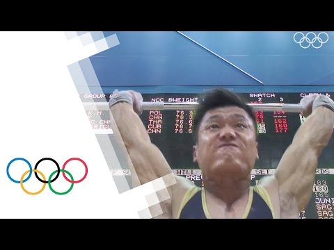 Success And Failure In Weightlifting - London 2012 Olympics
