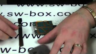 How To Change Blackberry 9700 LCD