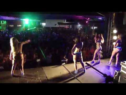 As Tigresas do Funk - Tapira MG - Carnaval 2014