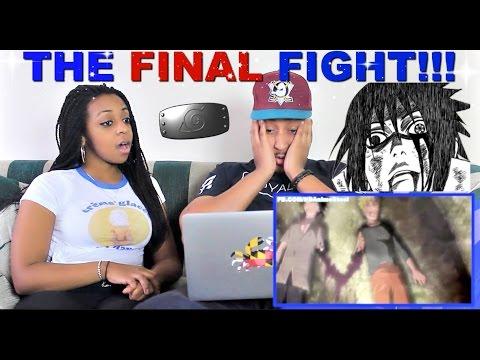 Naruto Vs Sasuke Part 3 (Final Fight) REACTION!!!