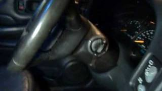 GM Ignition Switch Repair