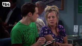 Big Bang Theory: Sheldon Comforts Penny at the Emergency Room