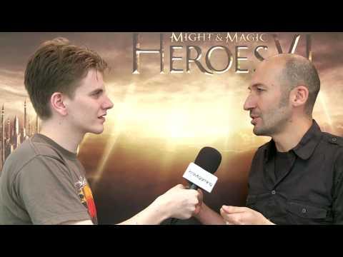 Интервью с продюсером Heroes  VI на Gamescom 2010