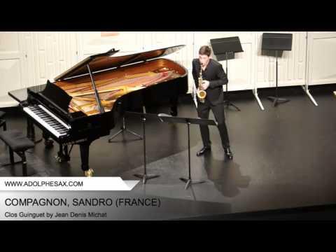 Dinant 2014 - COMPAGNON, Sandro (Clos Guinguet by Jean Denis Michat))