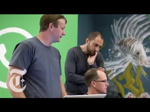 WhatsApp Messenger: Meet the Founders | The New York Times