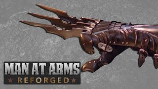 [Batman's Wolverine Claws - MAN AT ARMS: REFORGED] Video
