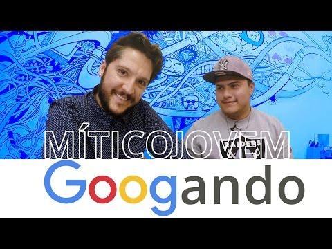 Mítico, youtuber bebedor de catuaba com fanta uva – GOOGANDO #06