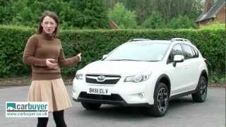 Subaru XV review - CarBuyer videos