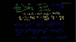 Ejercicios de HIdrodinámica