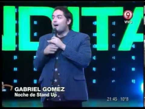 Bendita - Gabriel Gomez stand up