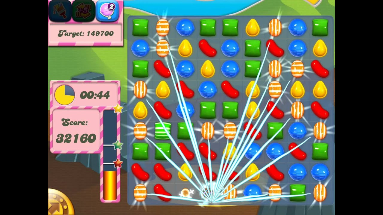 How To Unlock Level 36 On Candy Crush Saga