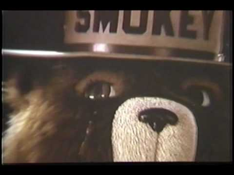 Smokey The Bear PSA's - 1970's