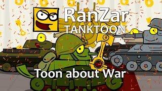 Tanktoon - Vojna