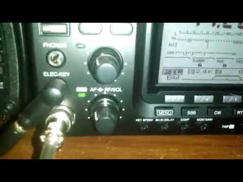 ICOM 7410 FIRMWARE GLITCH ??