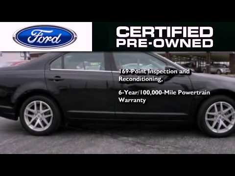 2011 Ford Fusion Certified Woodhaven MI