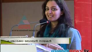 Manju Warrier actress, mollywood return through Kochi Half marathon