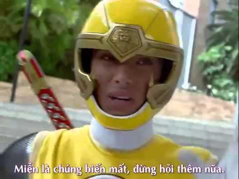 Vietsub | Siêu nhân Cuồng Phong (Power Rangers Ninja Storms) - Tập 21