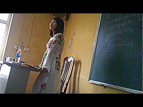 cô giáo Mai
