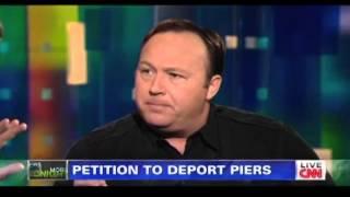 Alex Jones' Hilarious Rants and Raves on CNN