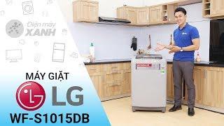 Máy giặt LG WF-S1015DB - To mà rẻ   Điện máy XANH
