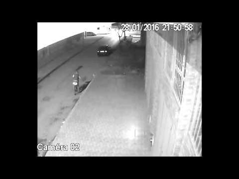 هكذا تمت سرقة سيارة بحي المجد العوامة - طنجة
