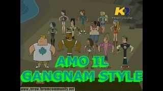 Io Odio Gangnam Style~{Total Drama}