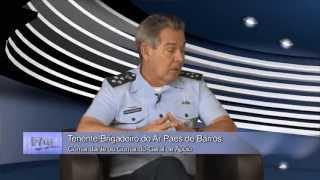 Entrevista com o Tenente Brigadeiro do Ar Paes de Barros, Comandante Geral de Apoio, sobre a complexa logística da FAB e como o COMGAP se faz presente na vida dos brasileiros.
