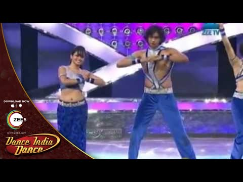 Dance India Dance Season 3 Grand Finale April 21 '12 - Master Remo Performance