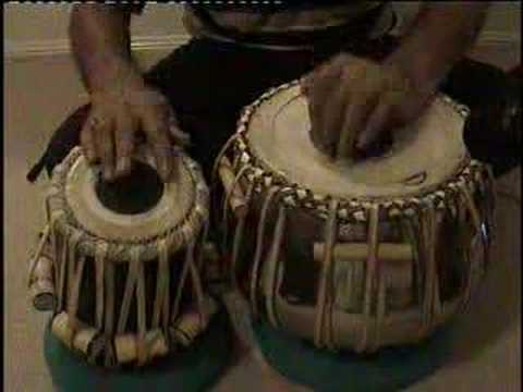 Tabla Lesson 10 by Venkat