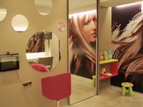 Decoración de locales comerciales: Interiorismo de diseño en la peluqueria