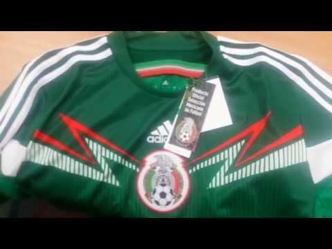 MEXICO soccer  jersey BRAZIL FIFA 2014 new shirt