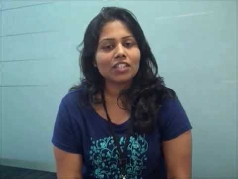 Roopa Vishwanathan from the Client Financial Management (CFM) team shares her career experience - YouTube
