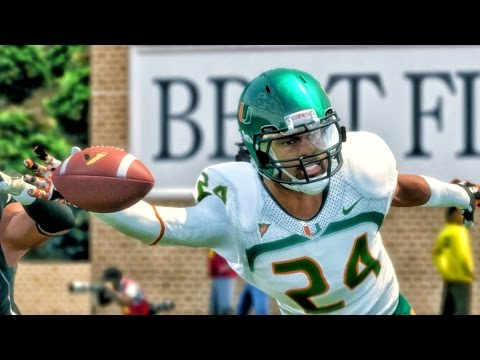 UNBELIEVABLE ONE-HANDED INT! NCAA 14 Road to Glory Gameplay Ep. 23