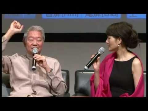 書展2011:蔡瀾的微博世界 - 與網友的互動時刻