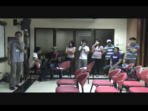 Session 3: What it means to be a Christian (2 of 10) [Song Practice - Heaven]