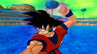 Dragon Ball Z Budokai Tenkaichi 3 Version Latino *Ginyu