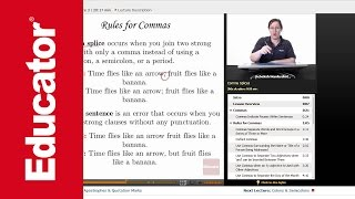 """Commas"" 
