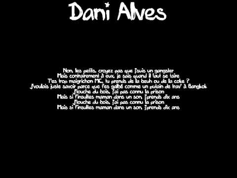 Gradur - Dani Alves (Sheguey 8) (Paroles)