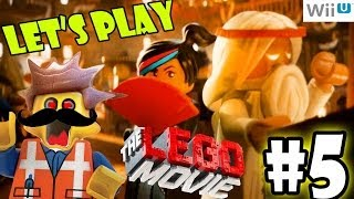 Let's Play LEGO Movie Part 5: Vitruvius Plays The Piano