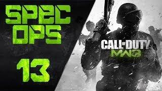 MW3 Spec Ops #13 | Num vai aprender nunca?