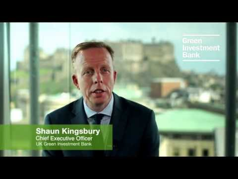 UK Green Investment Bank London Array