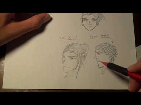 T.O.M. #3: Starting Manga- Concept Sketching and Planning (Part 1)